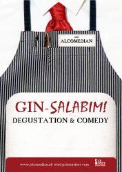 Plakat Ginsalabim